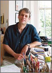 Axel Scheffler author bio
