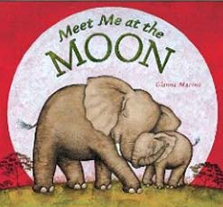 <center> MEET ME AT THE MOON <h4>– Book by Gianna Marino –</h4></center>