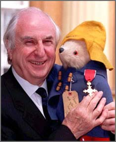 Michael Bond, Paddinton Bear