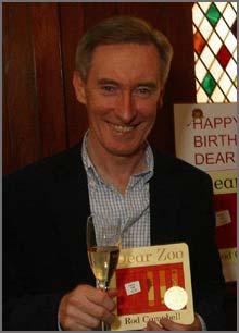Rod Campbell,writer bio