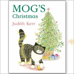 <center>MOG'S CHRISTMAS <h4>– Book By Judith Kerr –</h4></center>