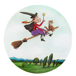 Room on the Broom bhildrens book by julia donaldson