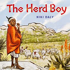 <center>THE HERD BOY <h4>– Book By Niki Daly –</h4></center>