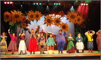 Korean Musical of Camille and the Sunflowers