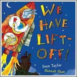 We have lift off book sean taylor