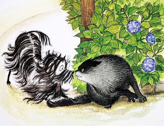 HAIRY MACLARY: SCATTERCAT |Children's book written by NZ Lynley Dodd