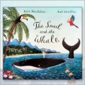 THE SNAIL AND THE WHALE Book Donaldson, Scheffler