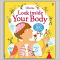 LOOK INSIDE YOUR BODY Usborne