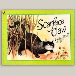 <center>SCARFACE CLAW <h4>– Book by Lynley Dodd –</h4></center>