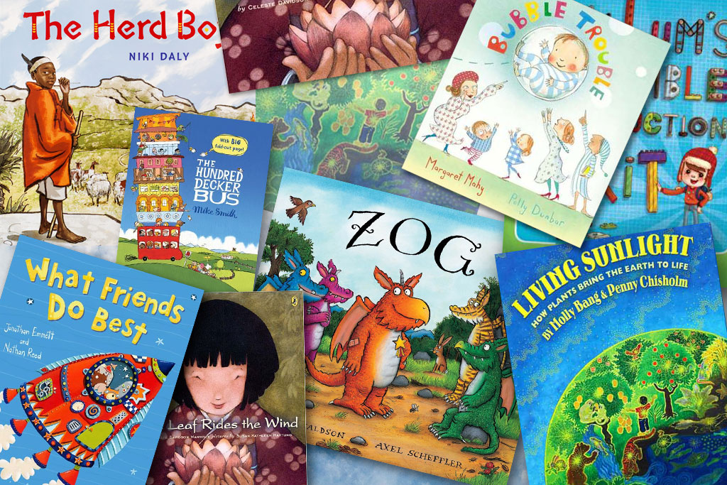 Children's Books reviews Newsletter signup