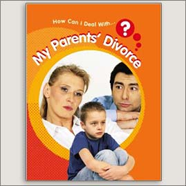 <center>MY PARENTS DIVORCE <h4>– Book by Sally Hewitt –</h4></center>