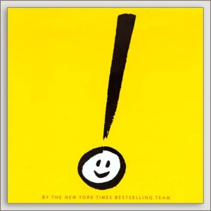 <center>EXCLAMATION MARK<h4>– Book by Amy Krouse Rosenthal and Tom Lichtenheld –</h4></center>