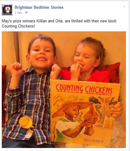 Book-Winner-May-Killian and Orla
