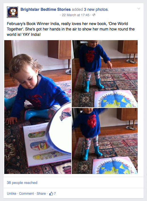 childrens book winner