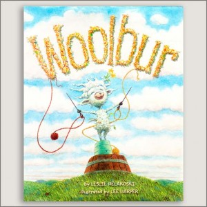 <center>WOOLBUR<h4>– Book by Leslie Helankoski and Lee Harper –</h4>