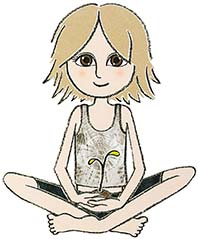 Ommie-and-the-magical-garden-Ommie-yoga-book-kids