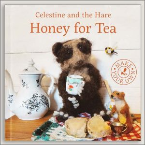 <center>HONEY FOR TEA – CELESTINE AND THE HARE<h4>– Book by Karin Celestine –</h4></center>