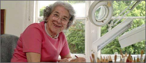 Judith Kerr, Children's book studio,