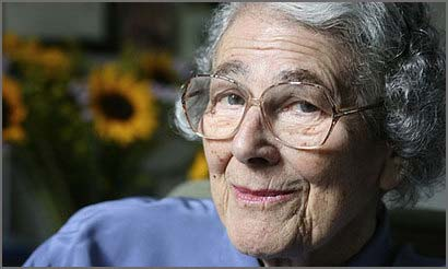 Judith Kerr, Children's book author and illustrator