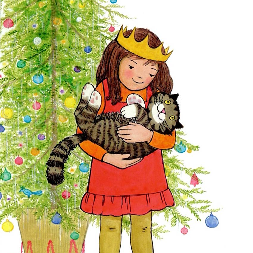 Mog S Christmas Book By Judith Kerr