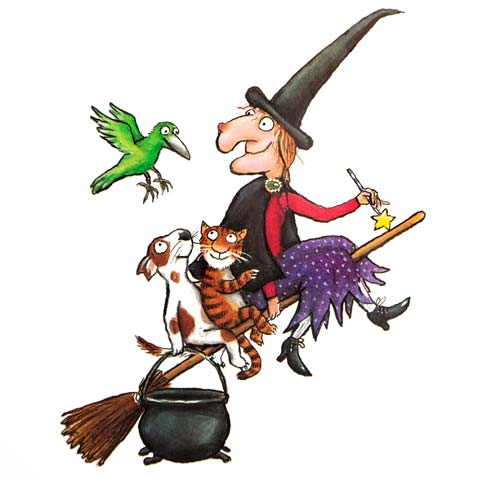 room on the broom kids book by julia donaldson and axel witch broom clipart free commercial use witch riding a broom clip art