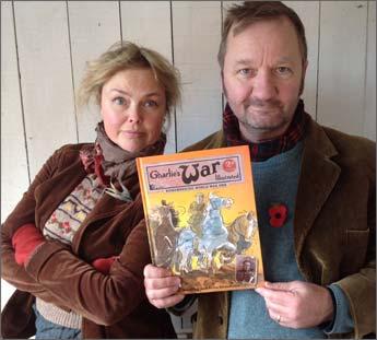 BIO Mick Manning and Brita Granström