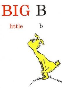 DR SEUSS'S ABC BOOK