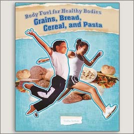 Grains, Bread, Cereal Pasta book Body Fuel Trisha Sertori