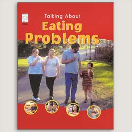 <center>TALKING ABOUT EATING PROBLEMS<h4>– Book by Nicola Edwards –</h4></center>