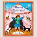 Ahmed and the flower girl book by Jane Ray
