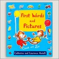 first words and pictures with chimp and zee book anholt