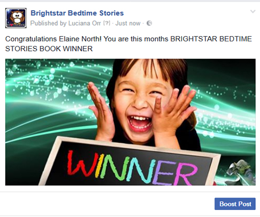 winner May Elaine North