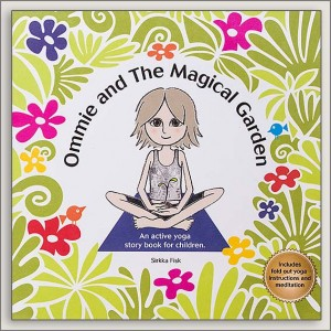<center>OMMIE AND THE MAGICAL GARDEN<h4>– Book by Sirkka Fisk –</h4></center>