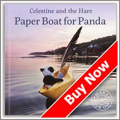 celestine-hare-paper-boat-for-panda-Graffeg-buy