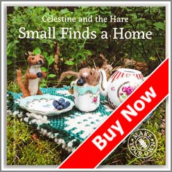 celestine-hare-small-finds-home-Graffeg-buy