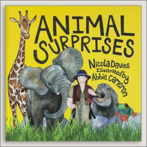 Animal-Surprises-Cover-Nicola-Davies-kids