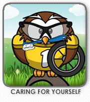 Caring for yourself books
